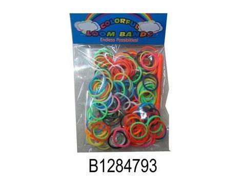 Резиночки для плетения (в пакете), 1284793