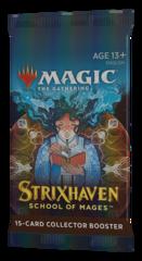 Коллекционный бустер выпуска «Strixhaven: School of Mages» (на английском)