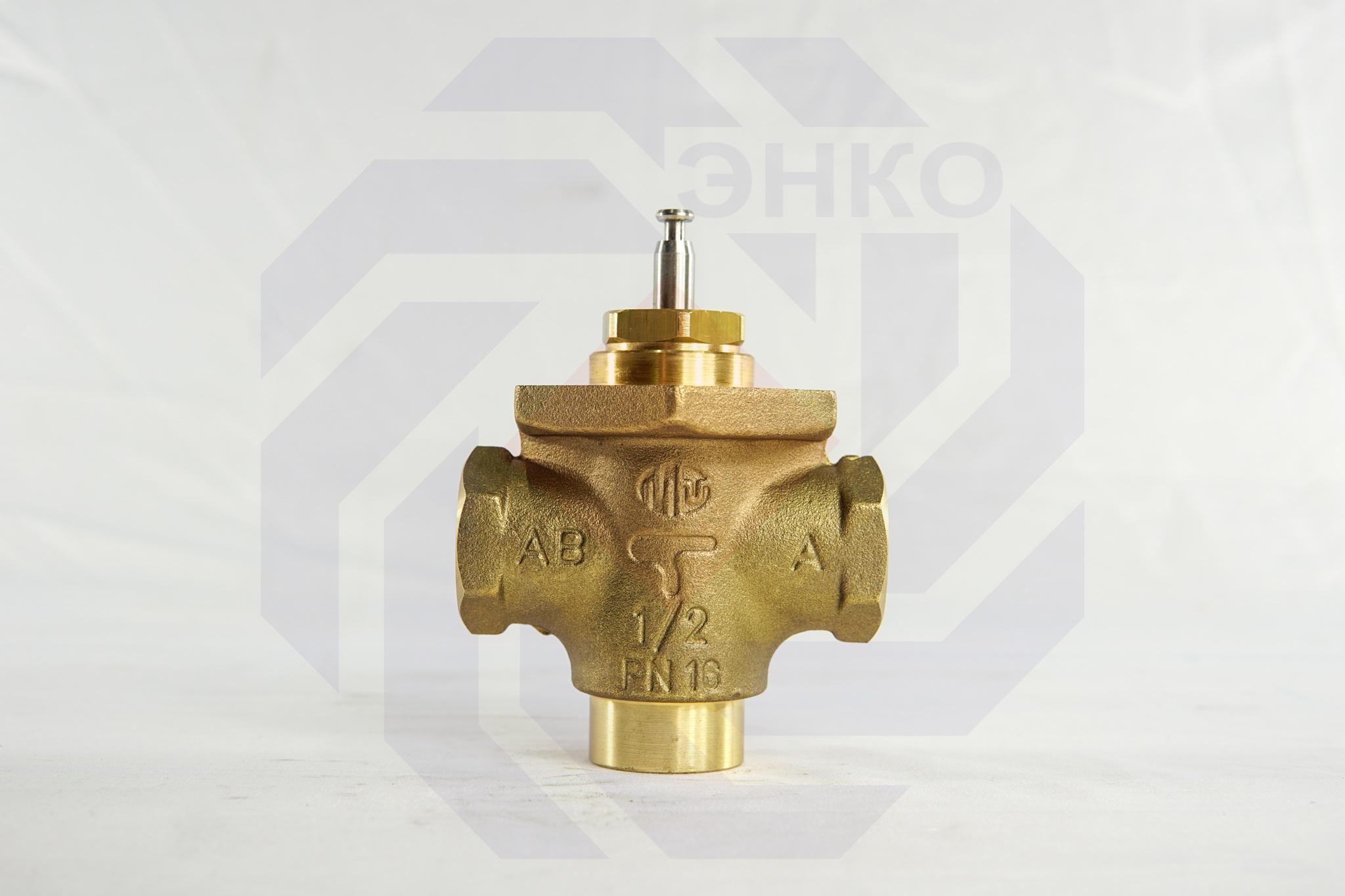 Клапан регулирующий двухходовой MUT MK DN 15