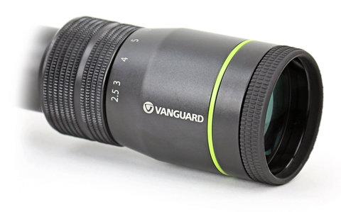 Vanguard Endeavor RS IV 2.5-10x50 DS6, сетка Dispatch 600 с подсветкой