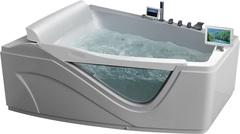 Акриловая ванна Gemy G9056 O L