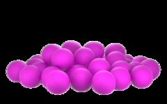 Бойлы насад. плав. Sonik Baits PLUM Fluo Pop-ups 14мм 90мл