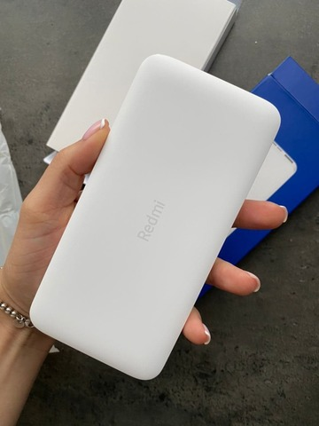 XiaoMI Power Bank Redmi Standard Editio 10000 Mh /white/