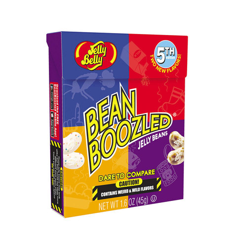 Jelly Belly Bean Boozled Джелли Белли Бин Бузлд 5 издание 45 гр