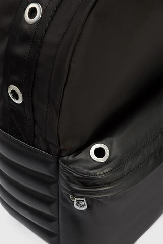 Мужской черный рюкзак для ноутбука DHORIAN LP Diesel