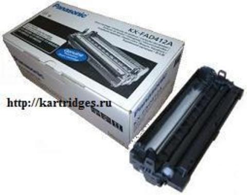 Картридж PANASONIC KX-FAD412A7
