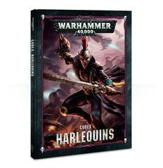 Codex: Harlequins 8th edition