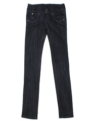 5561 джинсы женские, черные