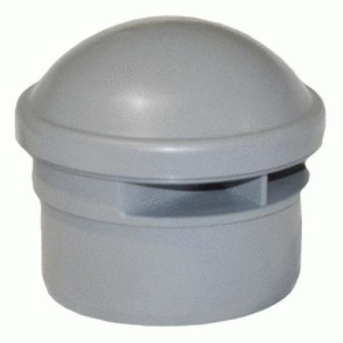Аэратор канализ.вакуумный клапан d 110 мм 4003