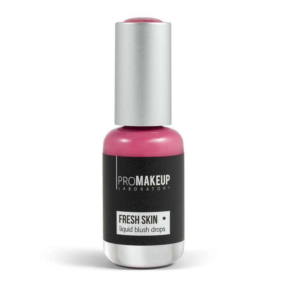 Румяна жидкие Pro Makeup Fresh Skin # 03