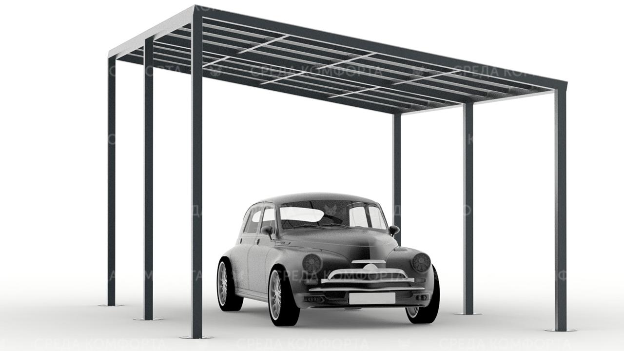 Навес для автомобиля AVNVS0003