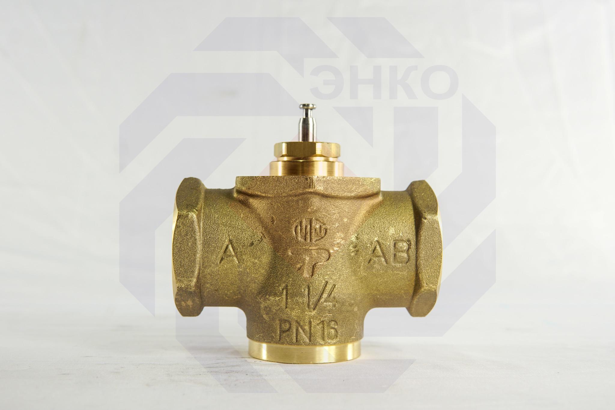 Клапан регулирующий двухходовой MUT MK DN 32