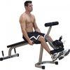 Тренажер разгибание ног сидя / сгибание ног лежа Body-Solid PLCE165X