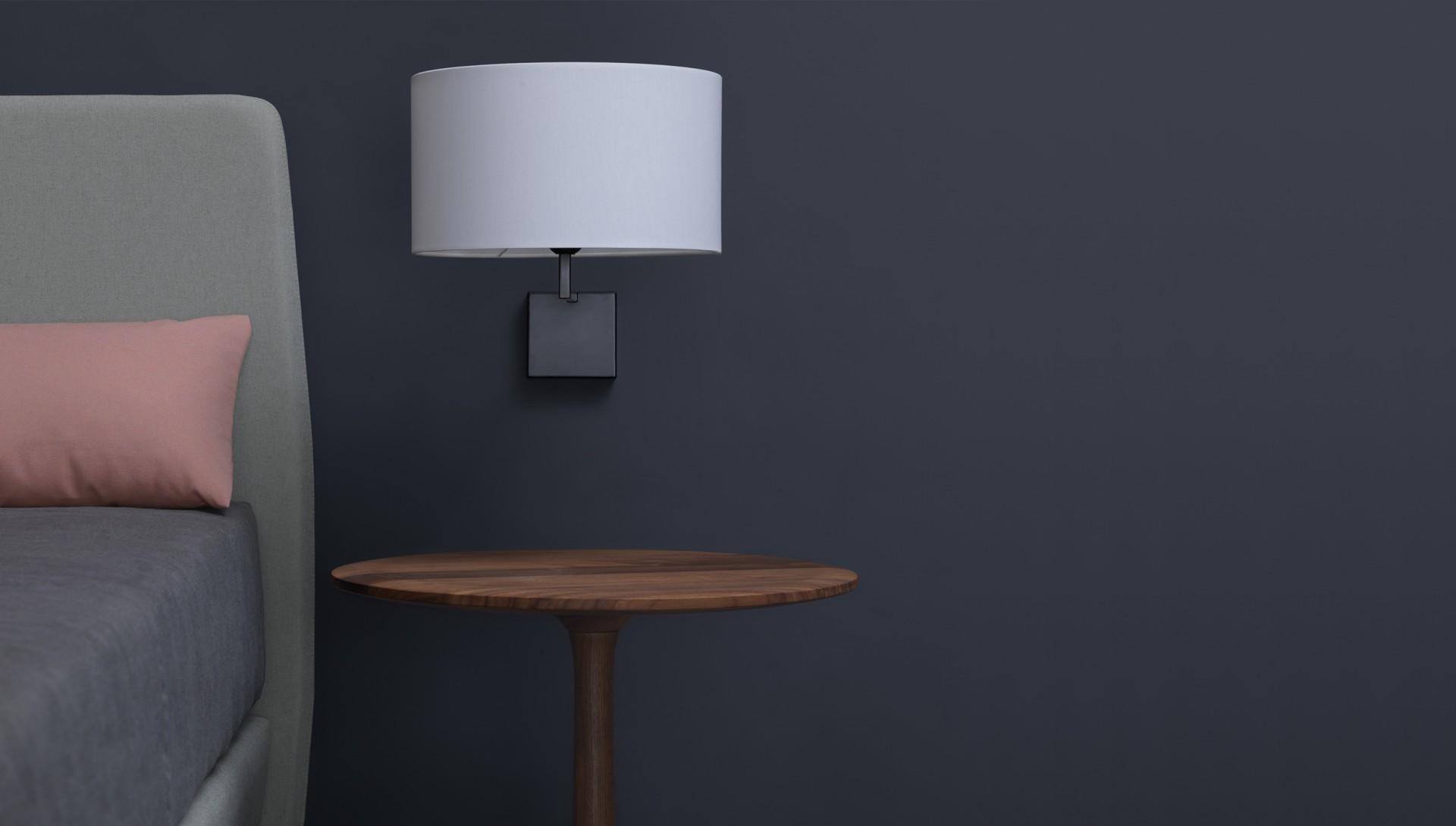 Настенный светильник копия Noon by Zeitraum (серый)