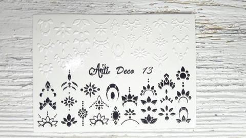 Слайдер Arti 3D Deco № 013