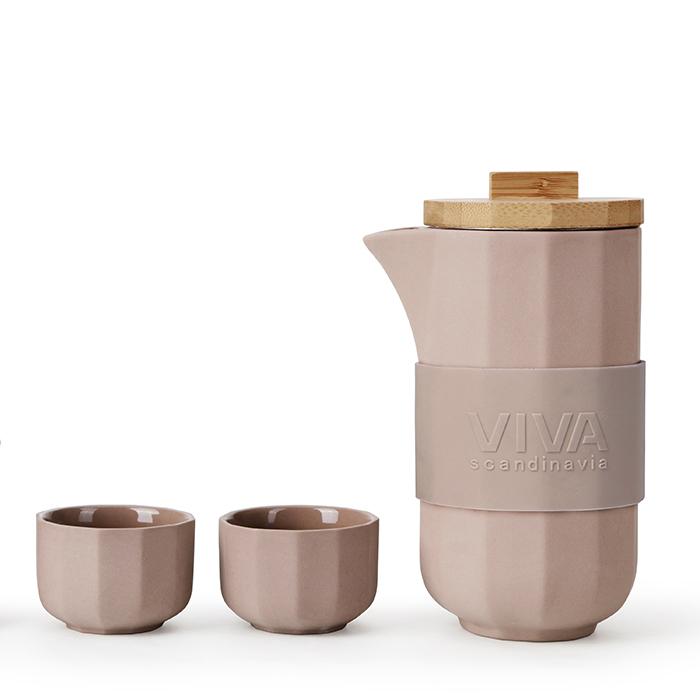 Чайный набор Alexander™ 5 предметов, артикул V77262, производитель - Viva Scandinavia