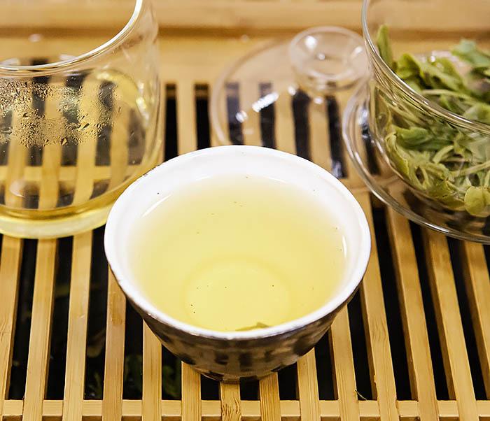 TEA-CH104-2 Зеленый чай Колодец дракона (Лун Цзин Си Ху, сорт «A», 10 гр) фото 15