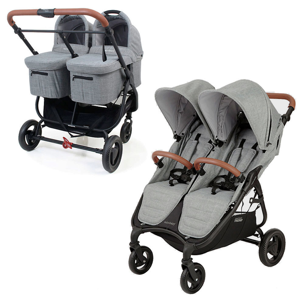 VALCO BABY SNAP DUO 2 в 1 TREND VALCO BABY SNAP DUO 2 в 1 TREND valco-baby-snap-duo-trend-2in1-grey-marle.jpg