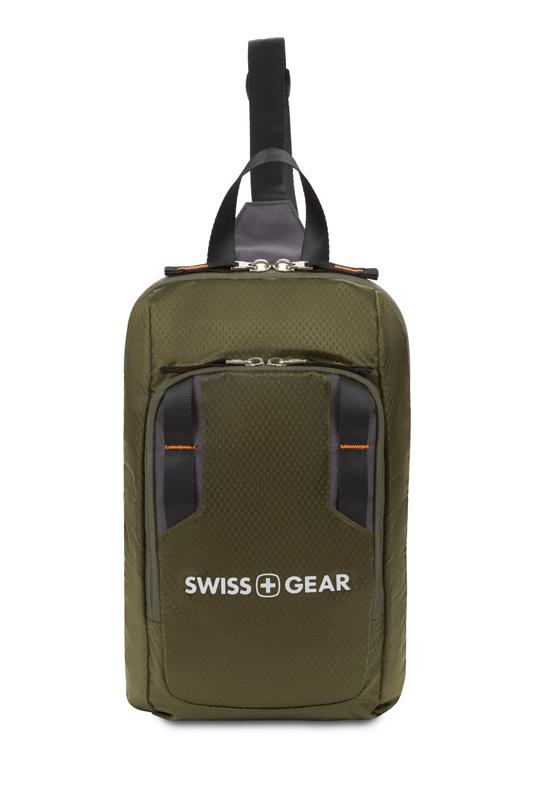 Рюкзак на одно плечо 18х5х33 см 4л SWISSGEAR 3992606550