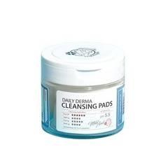 Очищающие увлажняющие пэды Nightingale Daily Derma Cleansing Pad Mild Acid 70шт
