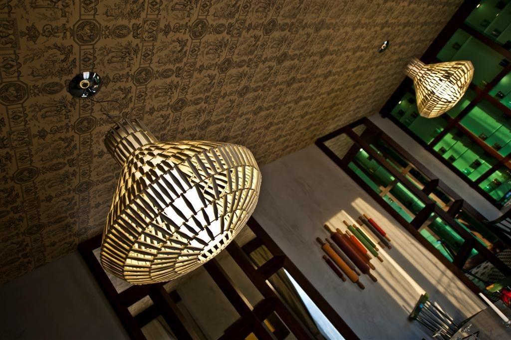 Подвесной светильник копия Tropico Bell by Foscarini (золотой)