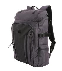 Рюкзак Wenger 15'', серый/чёрный, 29х15х47 см, 20 л
