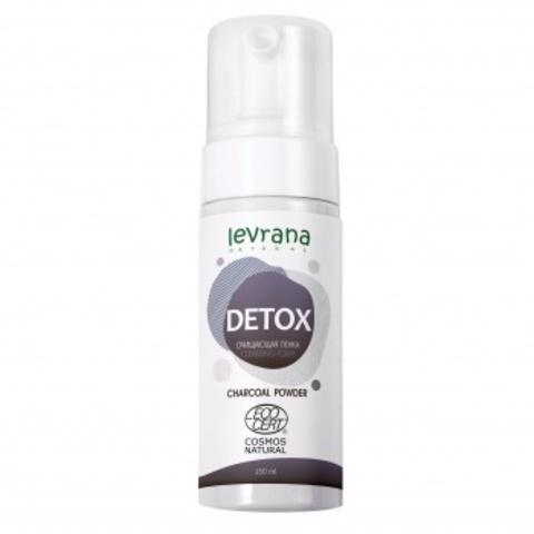 Очищающая пенка для умывания «DETOX» 150 мл (Levrana)