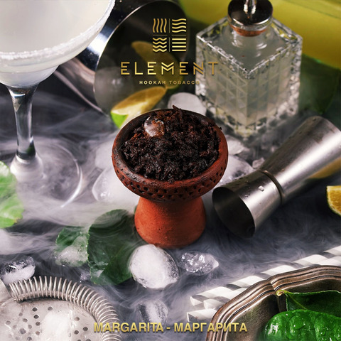 Табак Element 100г - Margarita (Вода)