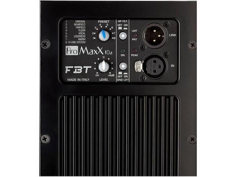 Акустические системы активные FBT ProMaxX 10A
