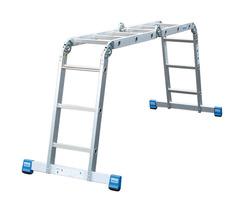 Универсальная шарнирная лестница STABILO 4х3