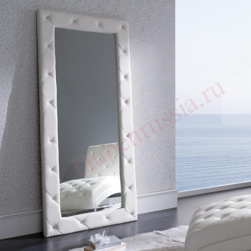 Зеркало DUPEN Е-95 белое
