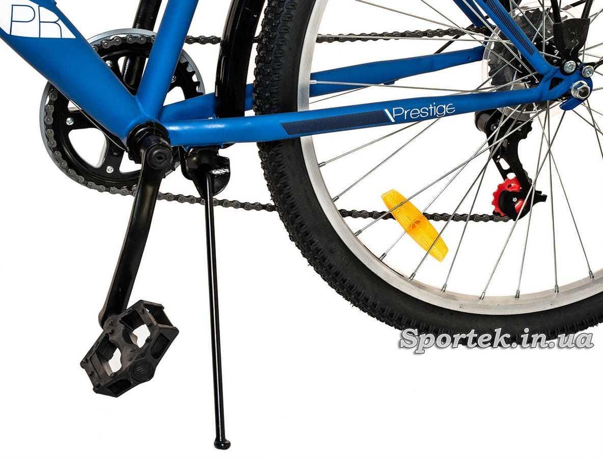 Подножка городского мужского велосипеда Discovery Prestige Man  (Дискавери Престиж Мен)