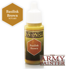 War Paints: Basilisk Brown