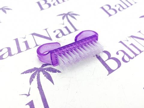 Щетка для обработки ногтей от пыли, малая