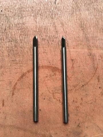 Нож плоский маленький для станка М-15