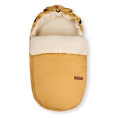 Markus. Меховой конверт Egg Basic, Amber gold вид 3