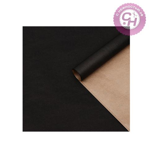 Крафт бумага 70*90 см, 70 гр, 1 шт.