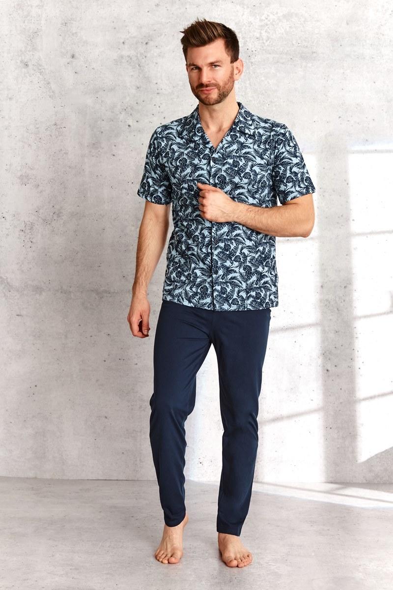 Пижама мужская со штанами TARO 921/954 SS21 GRACJAN