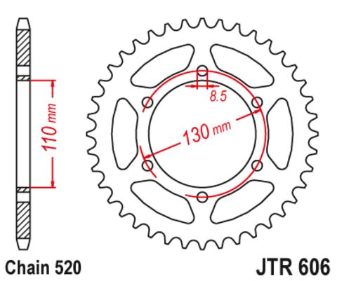 JTR606
