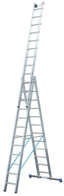 STABILO Универс. лестница их трёх частей, 3 х 12 перекладин