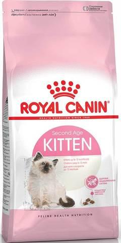 13 кг. ROYAL CANIN Сухой корм для котят второго возрастного периода Kitten 36 Second Age