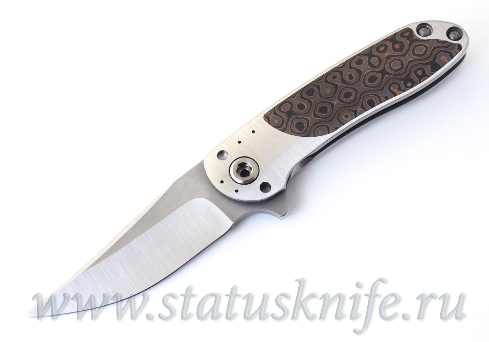 Нож Tailwhip 2 Bowie CPM-S110V DireWare Custom