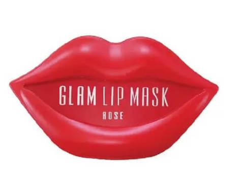 BEAUUGREEN Hydrogel Glam Lip Mask Rose