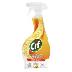 Чистящее средство для кухни Cif Блестящий эффект Антижир 500 мл