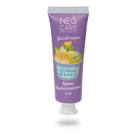 Neo Care Крем отбеливающий Lemon jelato, 30мл