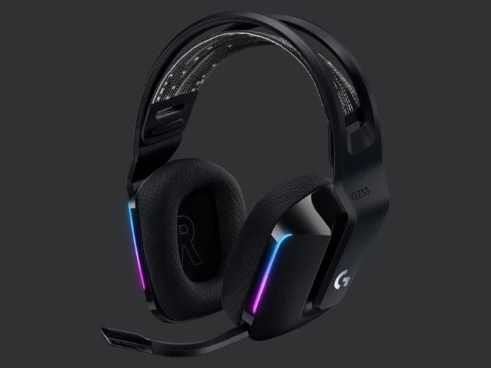 LOGITECH G733 Lightspeed Black [981-000864]-3
