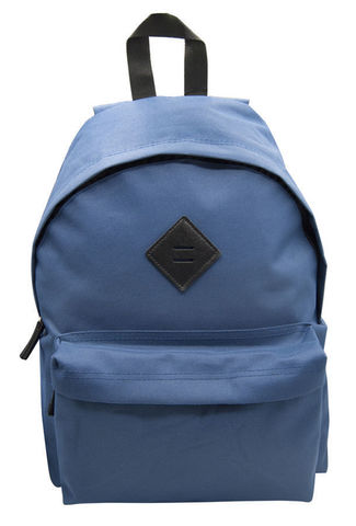 Рюкзак Silwerhof Start, синий/черный, 30х14х40 см, 16 л