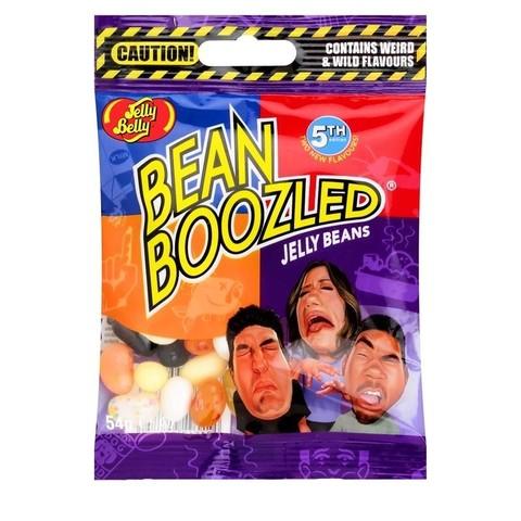 Jelly Belly Bean Boozled Джелли Белли Бин Бузлд 54 гр 5 издание