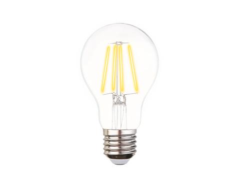 Светодиодная лампа Filament LED A60-F 6W E27 4200K (60W)