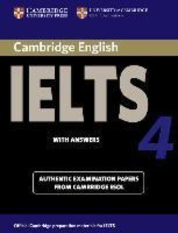IELTS Cambridge 4 +CD